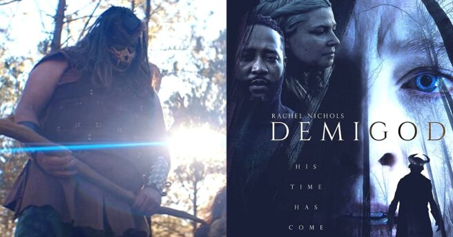 Arrow in the Head reviews Demigod, directed by Miles Doleac and starring Rachel Nichols. Coming to theatres and VOD October 15th.