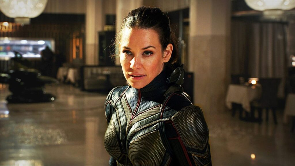 evangeline lily, ant-man 3, Ant-Man and the Wasp: Quantumania, script