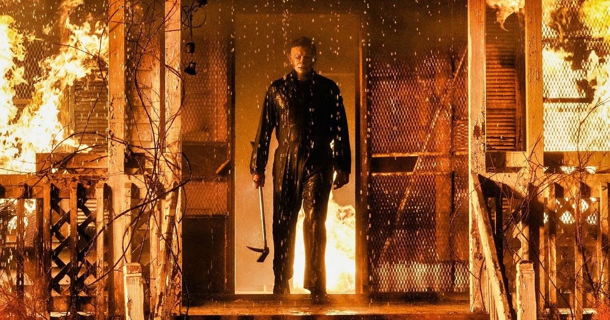 halloween kills house fire promo Entertainment