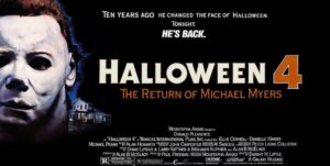 Da freshly smoked up episode up in our Real Slashers vizzle series takes a peep 1988's Halloween 4: Da Return of Mike Myers, starrin Danielle Harris