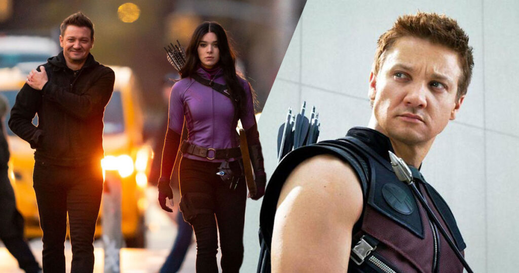Hawkeye, Marvel Studios, Hawkeye TV spot, Jeremy Renner, Hailee Steinfeld, series, Disney+