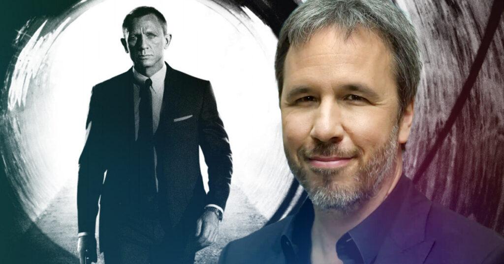James Bond, Denis Villeneuve, Daniel Craig