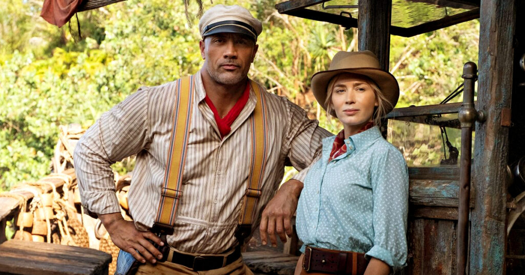 Jungle Cruise sequel, Dwayne Johnson, Emily Blunt