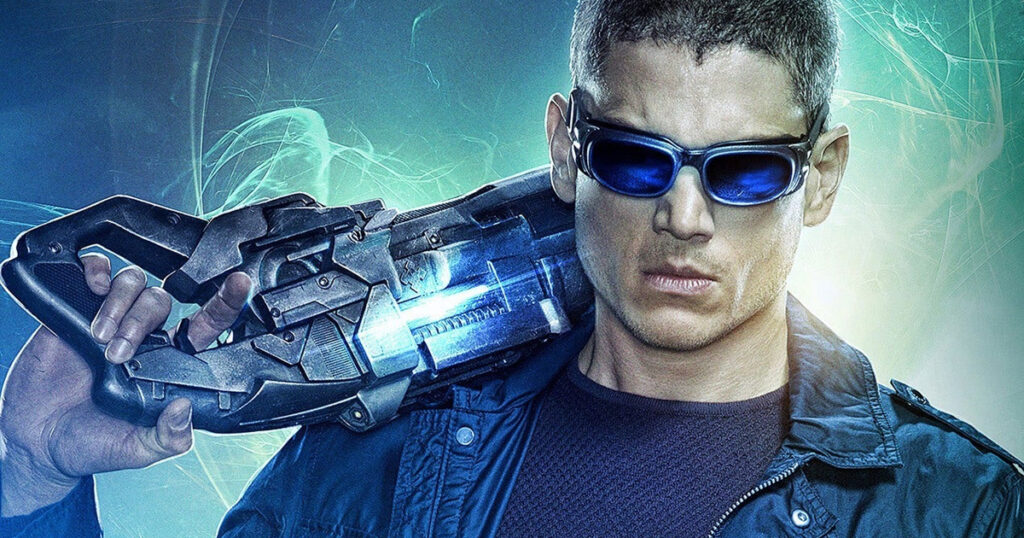 Legends of Tomorrow, Wentworth Miller, Captain Cold