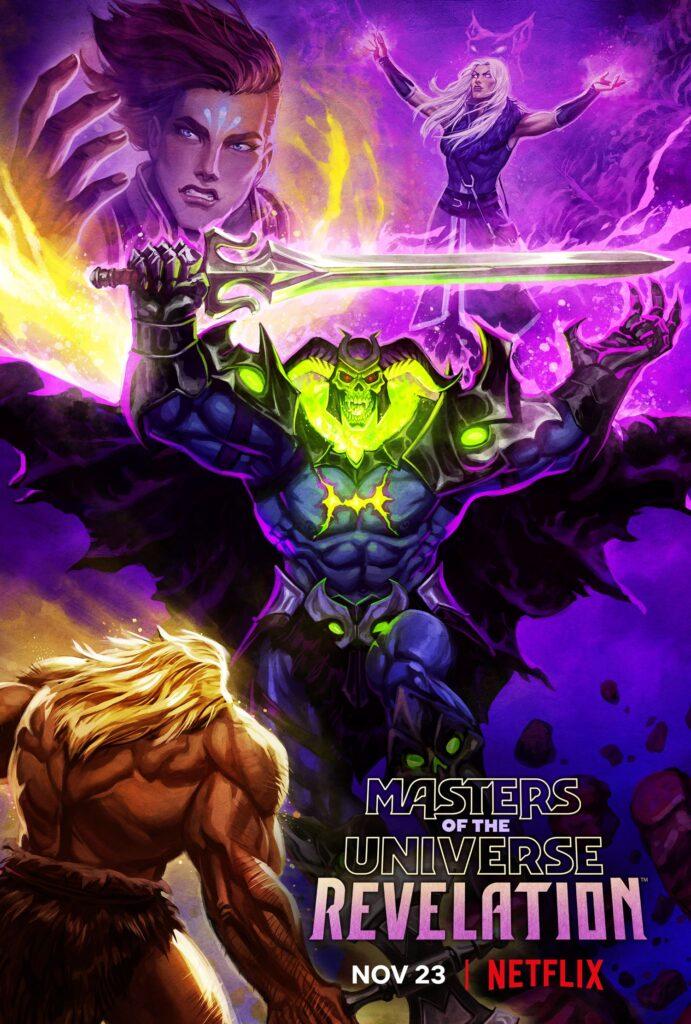 Masters of the Universe: Revelation Netflix Kevin Smith