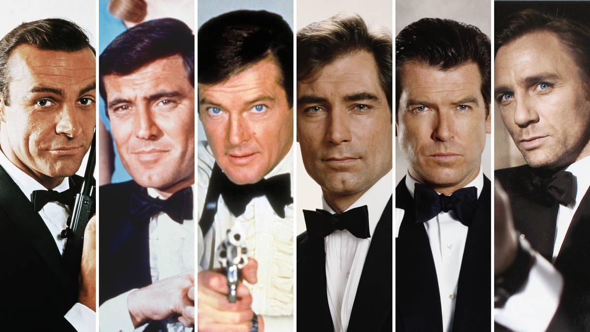 movie poll who is the best james bond Entertainment