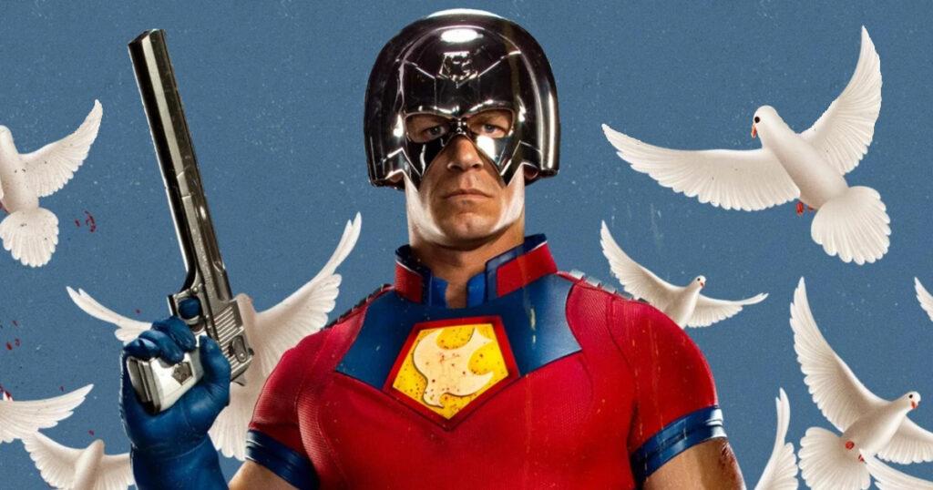 Peacemaker, new poster, John Cena