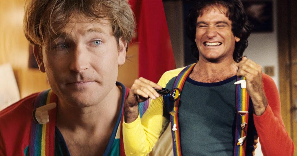 Robin Williams, impersonation, Jamie Costa