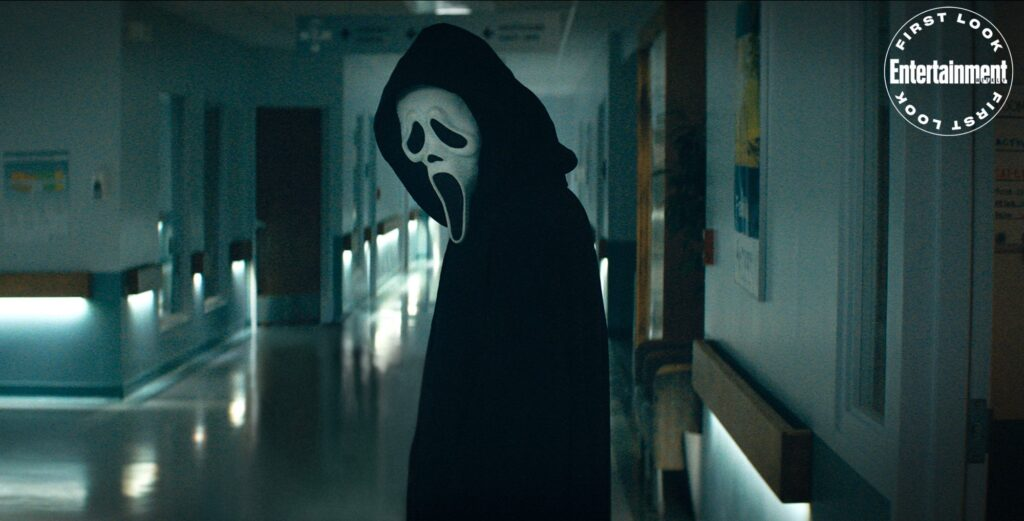 New Scream movie Scream 2022