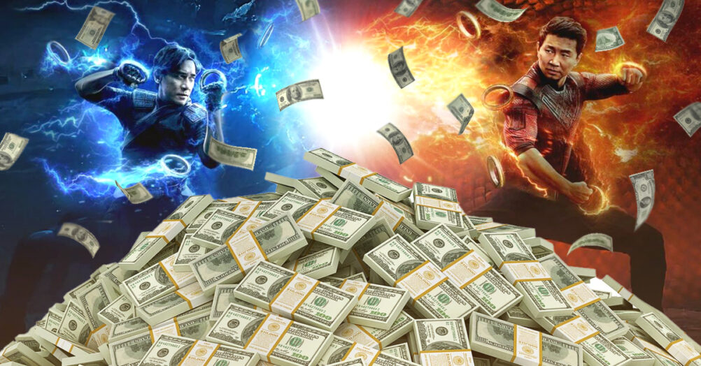 Shang-Chi and the Legend of the Ten Rings, box office, money