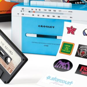 A Walmart exclusive Stranger Things cassette player will come with a cassette tape that features a voice message from a season 4 character.