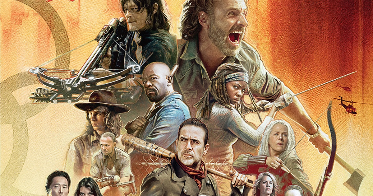 tales of the walking dead universe featured Entertainment