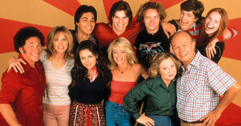 That '70s Show, spinoff, Netflix, That '90s Show