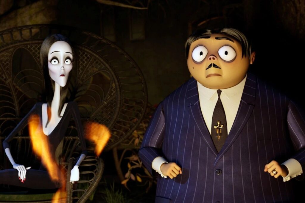 the addams family 2 movie review 2 1 Entertainment
