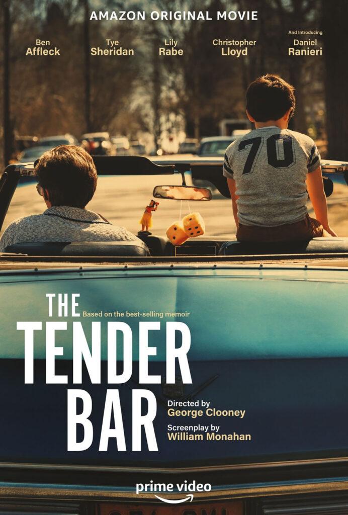 The Tender Bar, George Clooney, The Tender Bar trailer, trailer, Amazon Prime Video, Ben Affleck, Tye Sheridan