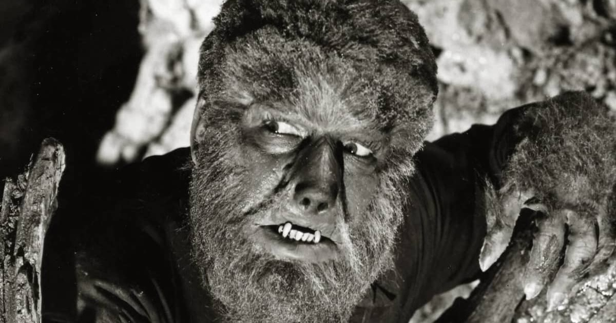 the wolfman universal monsters classic featured Entertainment