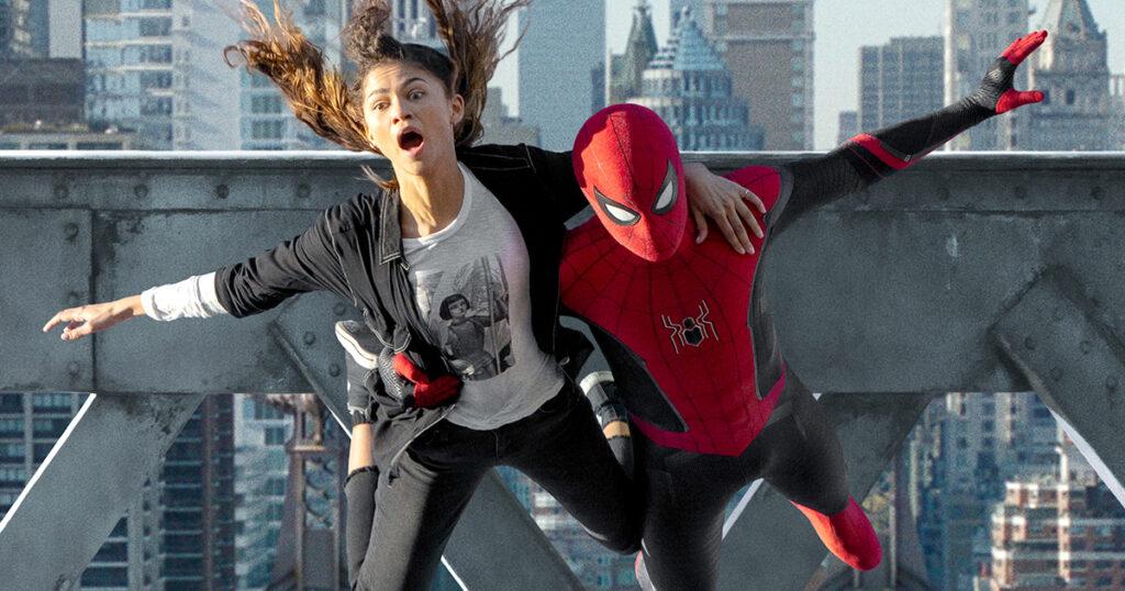 Spider-Man: No Way Home, Tom Holland, Zendaya