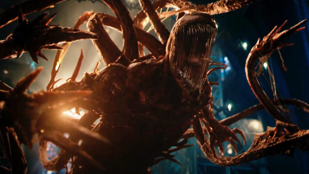 venom let there be carnage 1 Entertainment