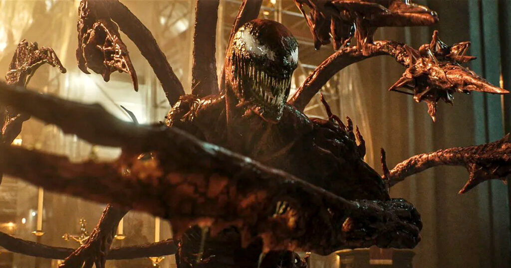 Venom: Let There Be Carnage, Carnage, Woody Harrelson