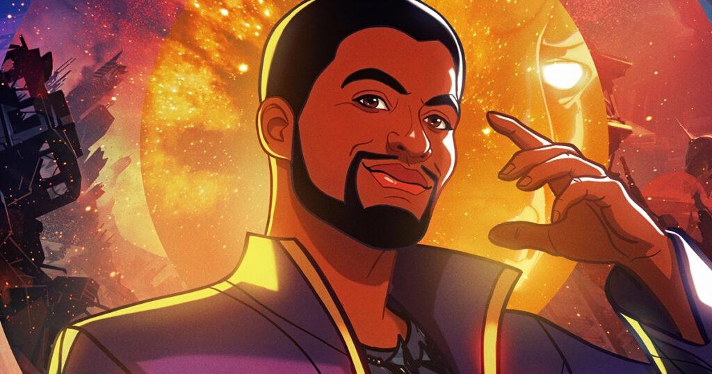What If spinoff series, Disney+, Chadwick Boseman, Black Panther
