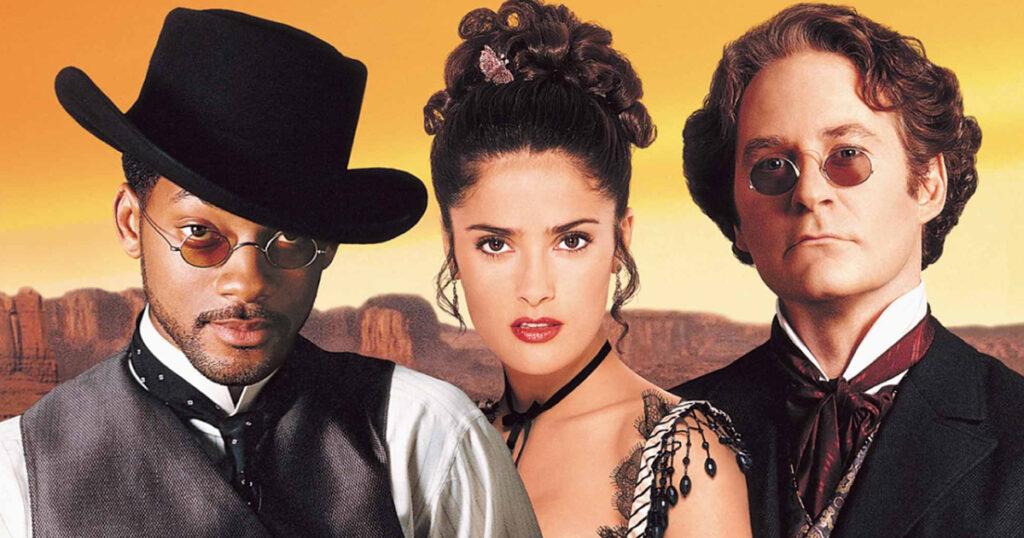 Will Smith, Wild Wild West, Kevin Kline, Salma Hayek