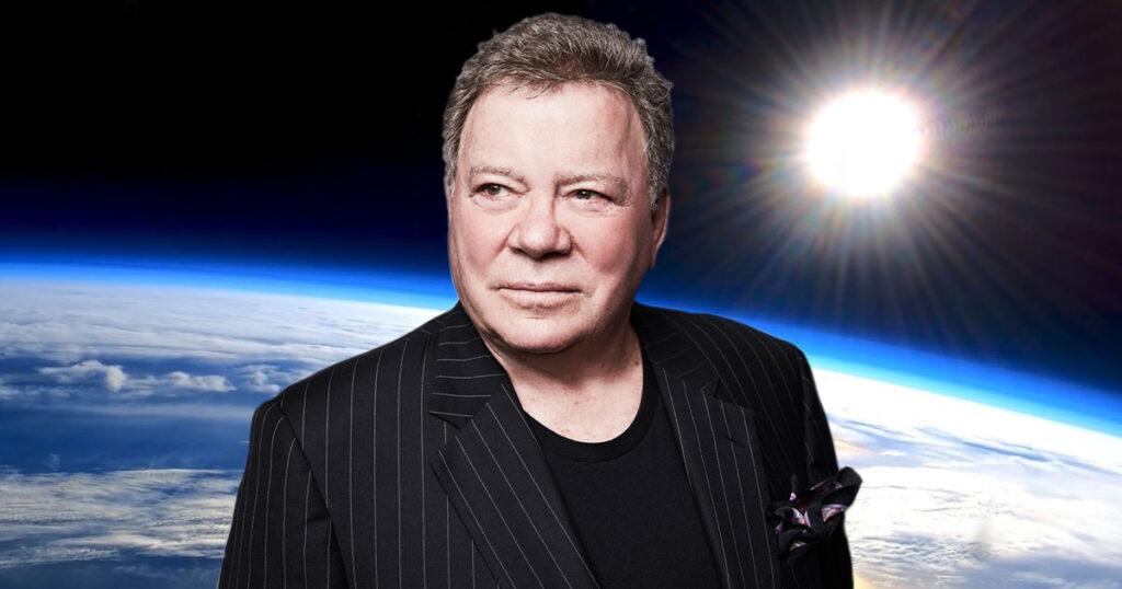 William Shatner, Blue Origin, space travel, Jeff Bezos